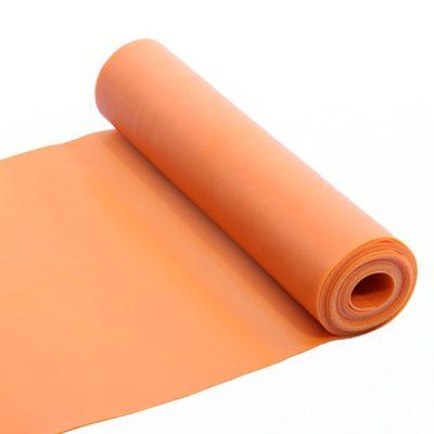 کش پیلاتس نارنجی ویژه انجام تمرینات ورزشی